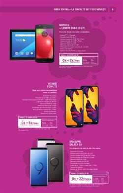 Ofertas de Motorola  en el folleto de Yoigo en Zaragoza