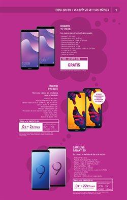 Ofertas de Samsung Galaxy  en el folleto de Yoigo en Jerez de la Frontera