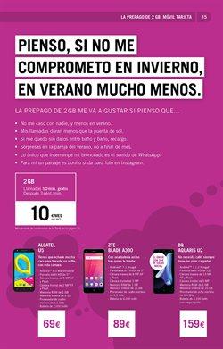 Ofertas de Bq  en el folleto de Yoigo en León