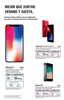Ofertas de IPhone 8  en el folleto de Yoigo en Jerez de la Frontera