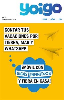Ofertas de Yoigo  en el folleto de Alcalá de Henares