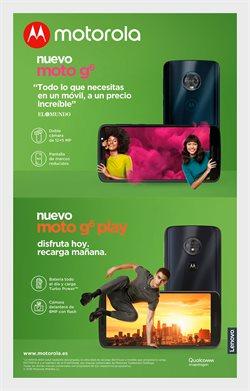 Ofertas de Motorola  en el folleto de Yoigo en Alcalá de Henares