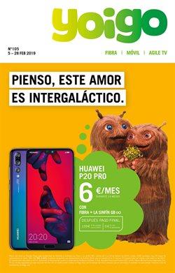 Ofertas de Yoigo  en el folleto de León
