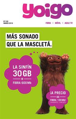 Ofertas de Yoigo  en el folleto de Mairena del Aljarafe