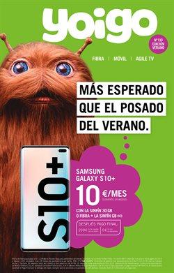 Ofertas de Yoigo  en el folleto de Antequera