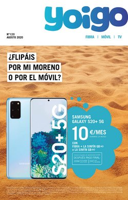 Ofertas de Informática y Electrónica en el catálogo de Yoigo en Agramunt ( 16 días más )