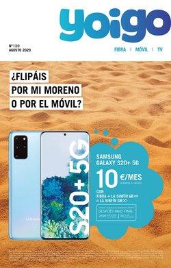 Catálogo Yoigo en Santander ( 23 días más )