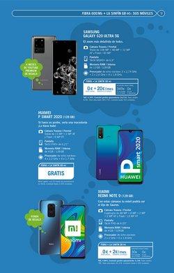 Ofertas de Smartphones Xiaomi en Yoigo