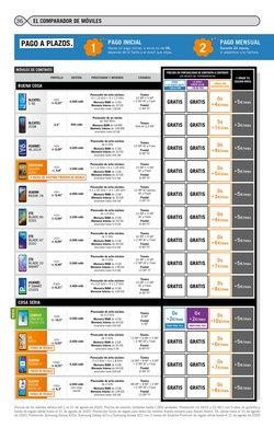 Ofertas de Huawei P smart en Yoigo