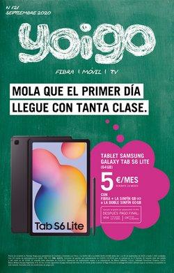 Catálogo Yoigo en Palencia ( 11 días más )