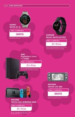 Ofertas de Nintendo Switch en Yoigo