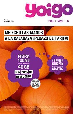 Catálogo Yoigo en Talavera de la Reina ( 9 días más )