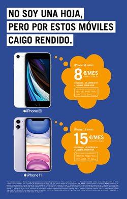 Ofertas de IPhone SE en Yoigo