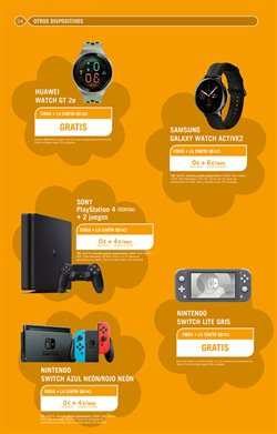 Ofertas de Samsung Galaxy Watch en Yoigo