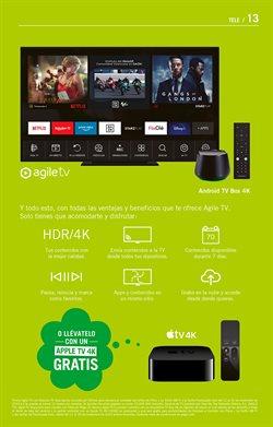 Ofertas de Android tv en Yoigo