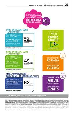 Ofertas de Tarifas Vodafone en Yoigo