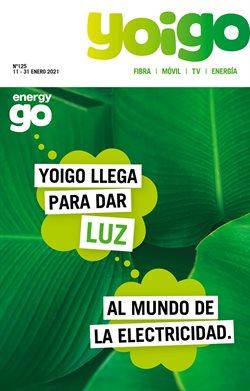 Catálogo Yoigo ( Caducado)