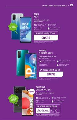 Ofertas de Huawei P30 en Yoigo