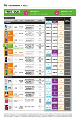Ofertas de Batería para smartphone en Yoigo