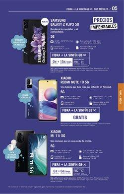 Ofertas de Samsung en el catálogo de Yoigo ( 12 días más)