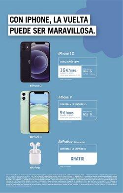 Ofertas de Apple en el catálogo de Yoigo ( 13 días más)