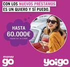 Cupón Yoigo en Sanlúcar de Barrameda ( 2 días publicado )