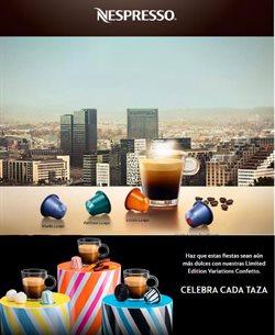 Ofertas de Nespresso  en el folleto de Las Palmas de Gran Canaria