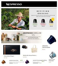 Catálogo Nespresso en Vitoria ( Publicado ayer )