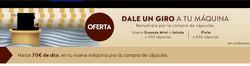 Ofertas de Nespresso  en el folleto de Alcalá de Henares
