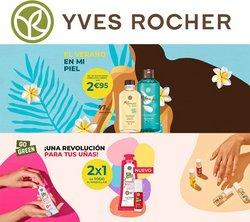 Ofertas de Yves Rocher en el catálogo de Yves Rocher ( 10 días más)