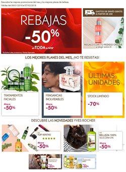 Ofertas de Electrodomésticos cuidado personal  en el folleto de Yves Rocher en Ourense