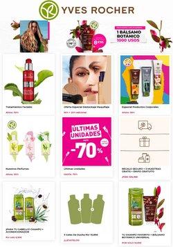 Ofertas de Perfumerías y Belleza en el catálogo de Yves Rocher ( Caduca hoy)
