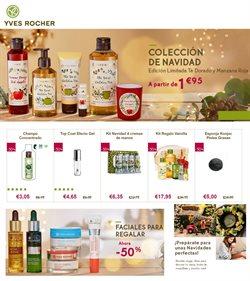 Ofertas de Perfumerías y belleza  en el folleto de Yves Rocher en Las Palmas de Gran Canaria