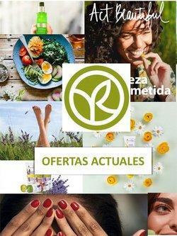 Catálogo Yves Rocher en Jaén ( Caduca hoy )