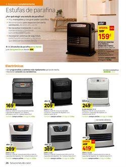 Ofertas de Estufa electrónica  en el folleto de Leroy Merlin en Madrid