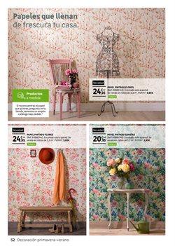 Ofertas de Papel de pared  en el folleto de Leroy Merlin en Madrid