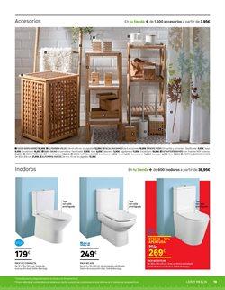 Ofertas de Textiles baño  en el folleto de Leroy Merlin en Castellón de la Plana