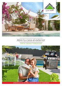 Ofertas de Jardín y bricolaje  en el folleto de Leroy Merlin en Castellón de la Plana