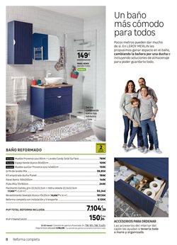 Ofertas de Cuarto de baño  en el folleto de Leroy Merlin en Córdoba