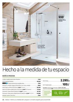 Ofertas de Lavabo  en el folleto de Leroy Merlin en Madrid