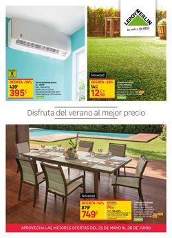 Ofertas de Leroy Merlin  en el folleto de Barcelona