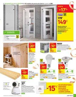 Ofertas de Cámara de fotos  en el folleto de Leroy Merlin en Alcalá de Guadaira