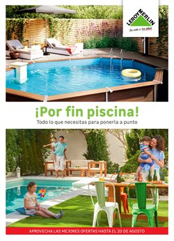 Ofertas de Jardín y bricolaje  en el folleto de Leroy Merlin en San Cristobal de la Laguna (Tenerife)