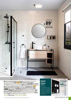 Ofertas de Plato de ducha  en el folleto de Leroy Merlin en A Coruña