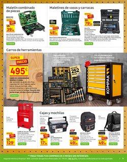 Ofertas de Caja de herramientas  en el folleto de Leroy Merlin en Madrid