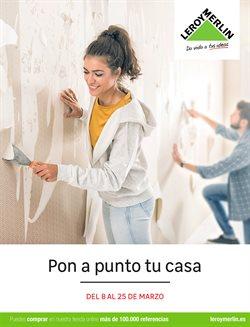 Ofertas de Leroy Merlin  en el folleto de Córdoba