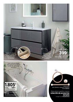 Ofertas de Muebles de baño  en el folleto de Leroy Merlin en Santa Cruz de Tenerife
