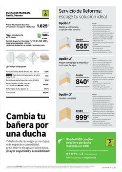 Ofertas de Baños  en el folleto de Leroy Merlin en Sevilla