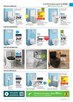 Ofertas de Accesorios para baño  en el folleto de Leroy Merlin en Madrid