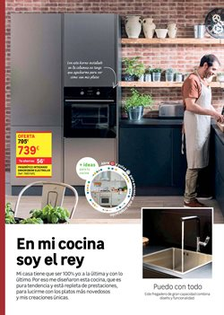Ofertas de Electrolux  en el folleto de Leroy Merlin en Sevilla
